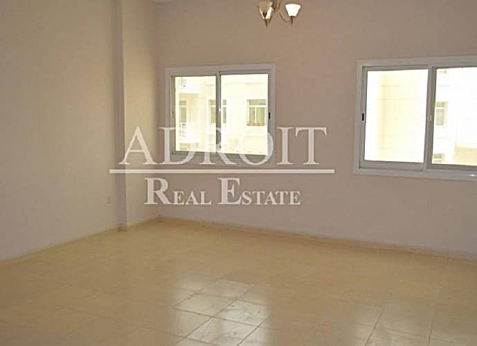 0% Commission|Perfect Place |1BR Apt in Queue Point!