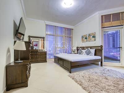 شقة 3 غرف نوم للايجار في دبي مارينا، دبي - Top Quality Furnished | Spacious 3 Bedroom