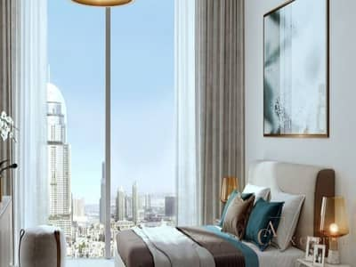 2 Bedroom Apartment for Sale in Downtown Dubai, Dubai - Sensational 2 Bedroom I Close to Mall I Payment Plan