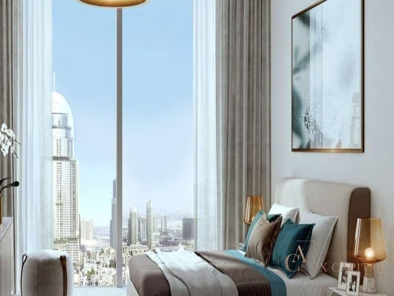 Lake View I 3 bedroom Apartment I Downtown Dubai