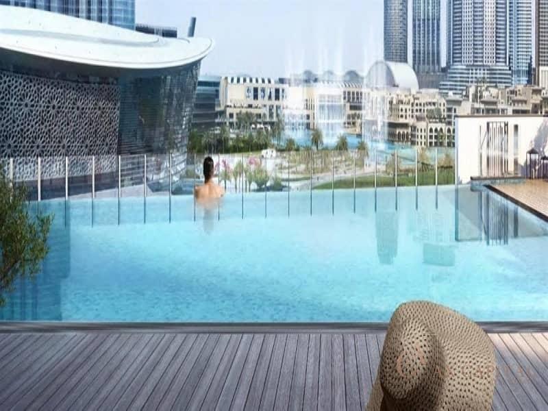 11 Lake View I 3 bedroom Apartment I Downtown Dubai