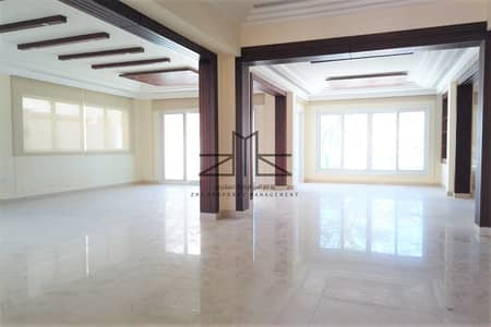 4 Bedroom Villa for Rent in Marina Village, Abu Dhabi - living