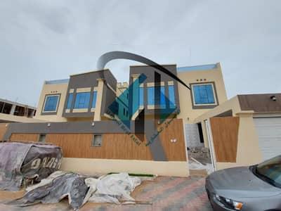 فیلا 6 غرف نوم للبيع في الياسمين، عجمان - فيلا تصميم فاخر مساحة كبيرة وقريبة من جميع الخدمات بأرقى مناطق عجمان (الياسمين) للتملك الحر لجميع الجنسيات