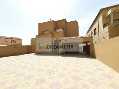5 Bedroom Villa for Rent in Al Mowaihat, Ajman - Villa for rent area of 5000 feet with full maintenance and air conditioners