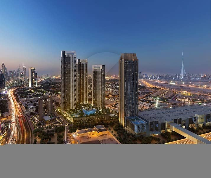 10 Connected to Dubai Mall with Full Burj View