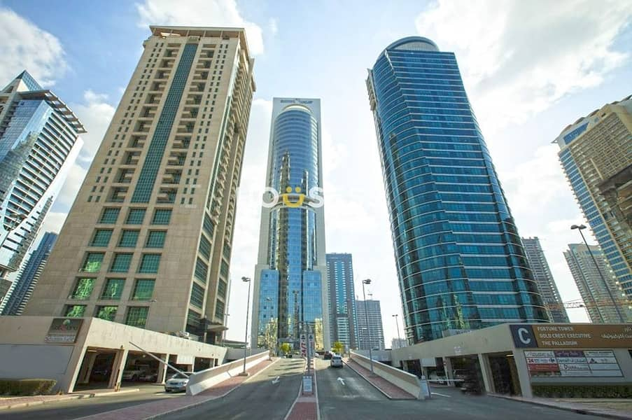 1 Fully fitted office in JLT | Close to metro