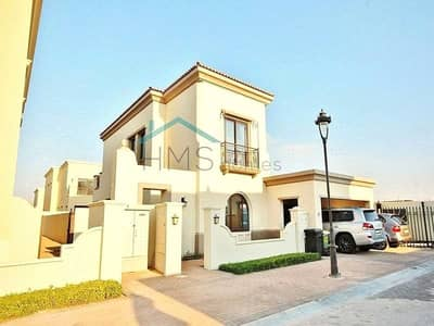 4 Bedroom Villa for Sale in Arabian Ranches 2, Dubai - TYPE 2 DOWNSTAIRS BEDROOM OWNER OCCUPIED