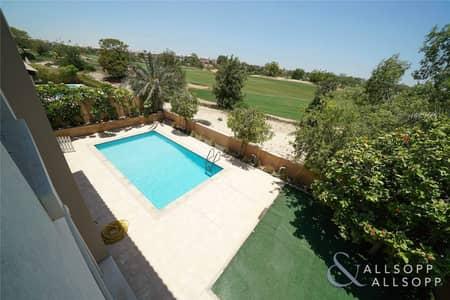 Modern Five Bed | Golf/Lake View | Balcony