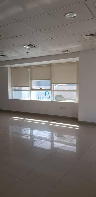 مکتب  للايجار في أرجان، دبي - Fitted Bright Corner office in Diamond Business Center I Arjan
