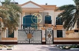 فیلا 6 غرف نوم للبيع في مدينة شخبوط (مدينة خليفة ب)، أبوظبي - #LIVE VIDEO VIEWING! Massive stand alone brand new