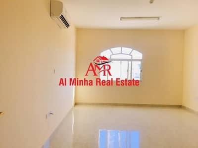 3 Bedroom Apartment for Rent in Asharej, Al Ain - Good location - Maid's room - Spacious Guest room