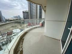 شقة في برج النصر دانة أبوظبي 2 غرف 85000 درهم - 4575447