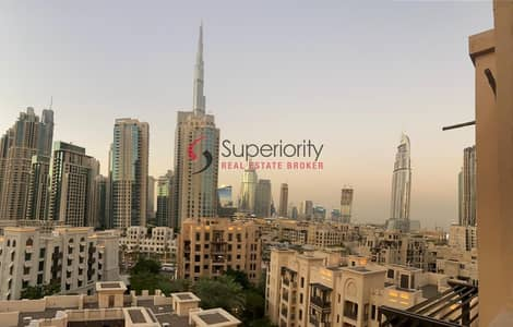 4 Bedroom Penthouse for Sale in Old Town, Dubai - For Sale | Fabulous Penthouse 4 Bedroom plus Maids room in Kamoon Downtown