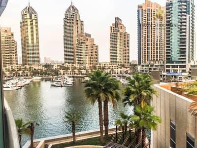 شقة 2 غرفة نوم للبيع في دبي مارينا، دبي - Furnished   2Br Apt   in Marina Terrace