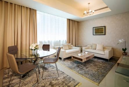 1 Bedroom Flat for Rent in Dubai Marina, Dubai - One bedroom Standard-Weekly promotion