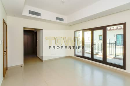 3 Bedroom Villa for Sale in Al Salam Street, Abu Dhabi - Semi Detached 3 Bedrooms | Single Row  | Big Plot