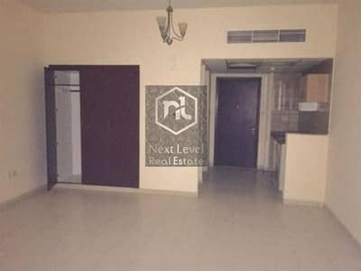 Studio for Rent in International City, Dubai - STUDIO WITH BALCONY IN Z BLOCK OF ENGLAND CLUSTER