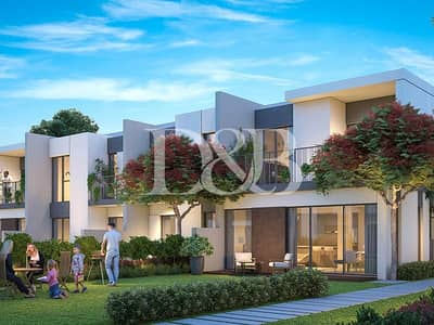 تاون هاوس 3 غرف نوم للبيع في تلال الغاف، دبي - Best Deal | Phase 2 Launching | Register Now