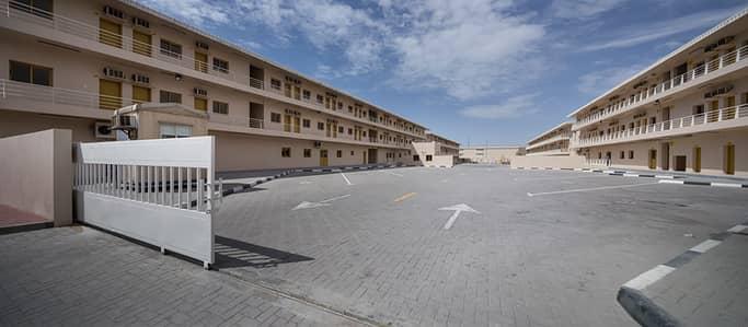 سكن عمال  للايجار في القوز، دبي - سكن عمال في القوز 3 القوز 17760 درهم - 4575684