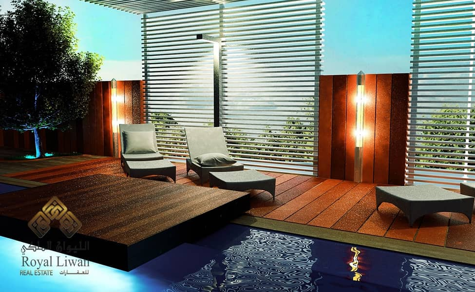 9 Luxury Studio with High End Facilities