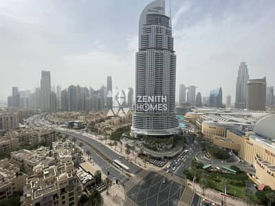 Burj Khalifa View| Square Layout | Reduced Price