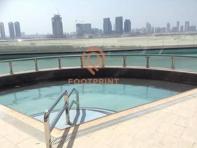 شقة 1 غرفة نوم للايجار في جزيرة الريم، أبوظبي - Spacious 1BHK in OceanScape