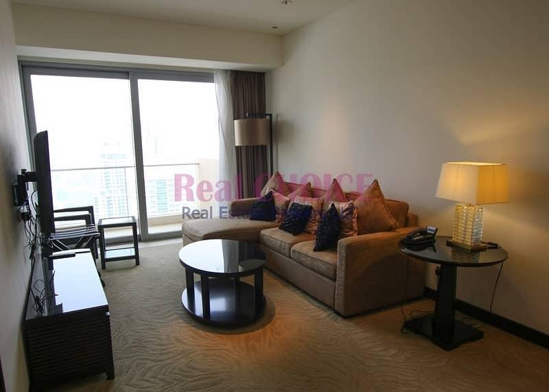 Directly link to Dubai Marina Mall High floor