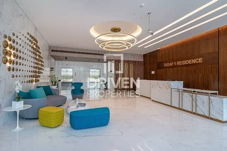 1 Bedroom Flat for Rent in Jumeirah Village Circle (JVC), Dubai - Lovely 1 Bedroom Apartment with Pool View