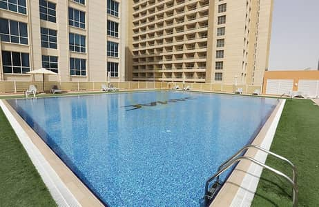 Studio for Rent in Dubai Production City (IMPZ), Dubai - #StayHomeStaySafe | Studio in Lakeside Tower IMPZ