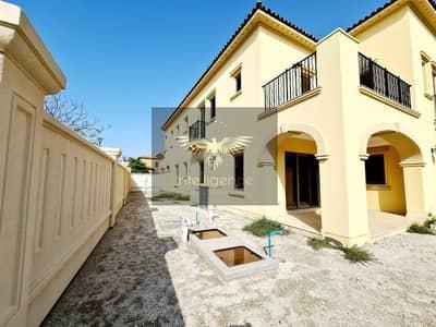 تاون هاوس 3 غرف نوم للايجار في جزيرة السعديات، أبوظبي - Vacant Luxurious Townhouse with Spacious Backyard!