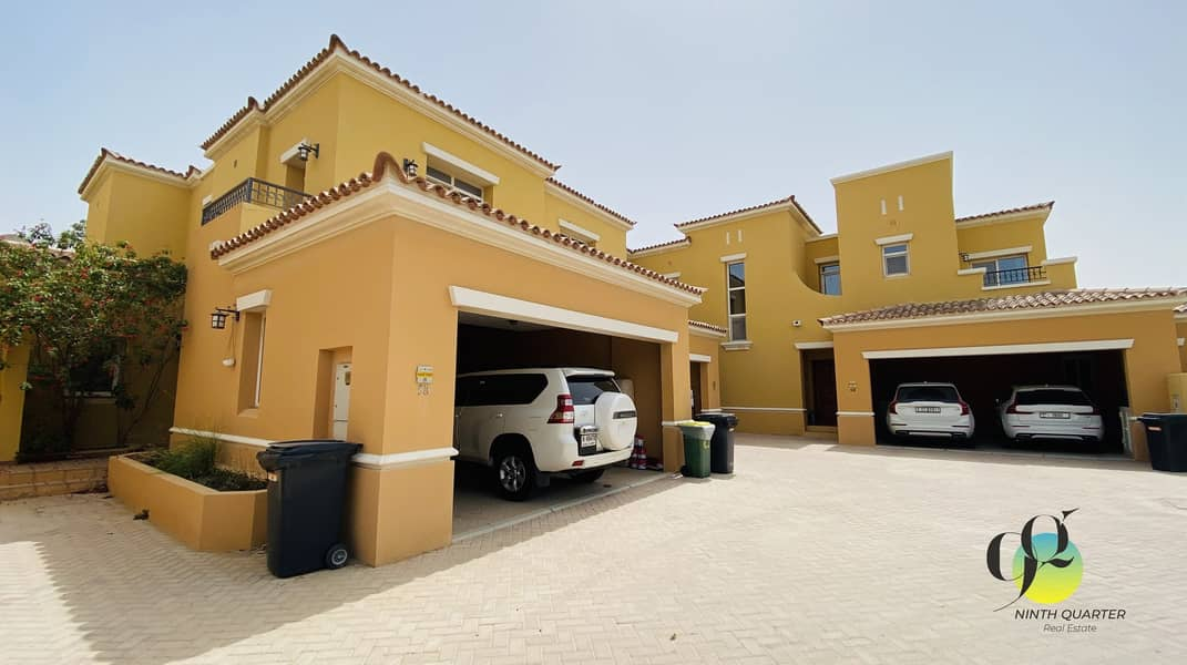 2 Awesome Deal! Make an offer! Type C 2B Villa Single Row