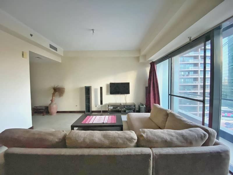 FURNISHED 2 BEDROOMS WITH 2 BALCONIES NEAR DAMAC PROPERTIES METRO STATION