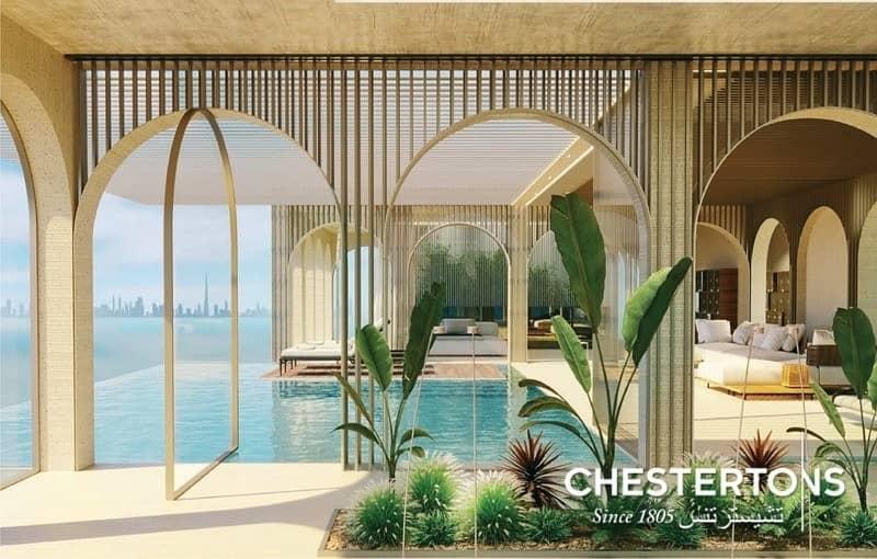 13 Panoramic sea view 100% return investment