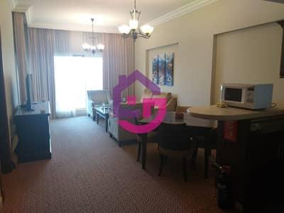 1 Bedroom Apartment for Rent in Al Marjan Island, Ras Al Khaimah - SEA VIEW FURNISHED ONE BED IN MARJAN RESORT