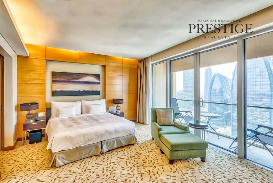 2 High Floor Studio | Address Dubai Mall |  Burj Khalifa Area