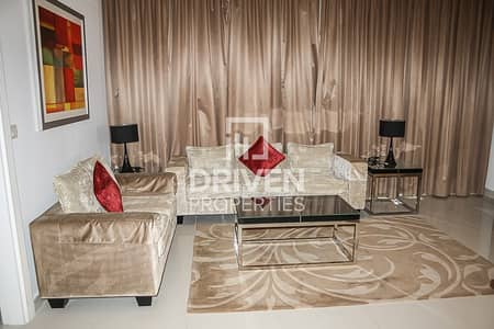 1 Bedroom Flat for Rent in Business Bay, Dubai - Well-maintained 1 BDR Furnished Apartment for Rent