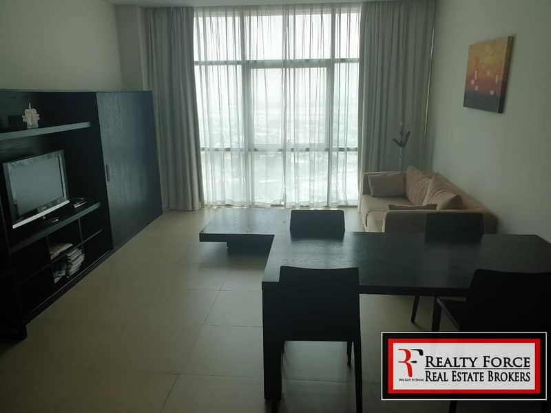 1 FURNISHED | CLOSE TO METRO | DIFC | READY TO MOVEIN