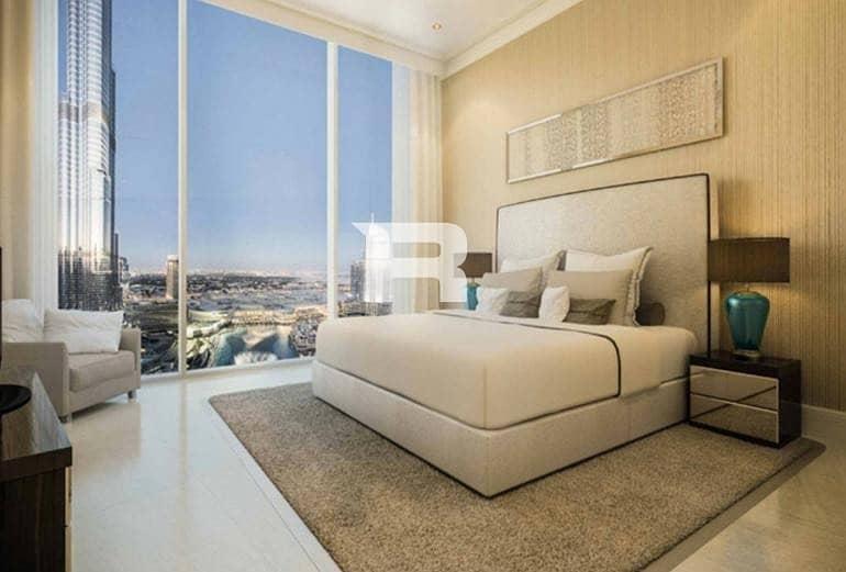 2 Hot Deal   2 BR Apt.  Burj Khalifa Views