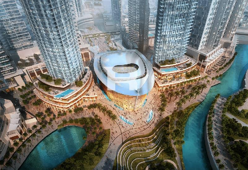 10 Hot Deal   2 BR Apt.  Burj Khalifa Views