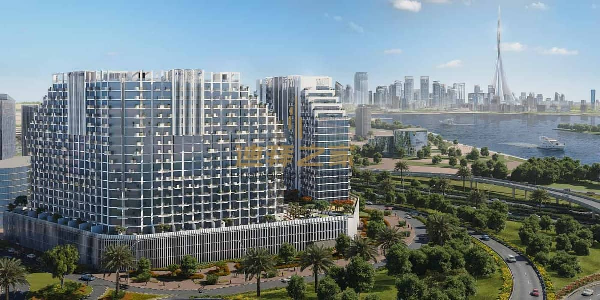 Own an Apartment in the  Creek and enjoy the Panoramic views of the City