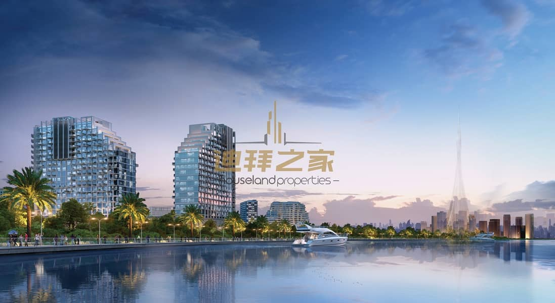 2 Own an Apartment in the  Creek and enjoy the Panoramic views of the City