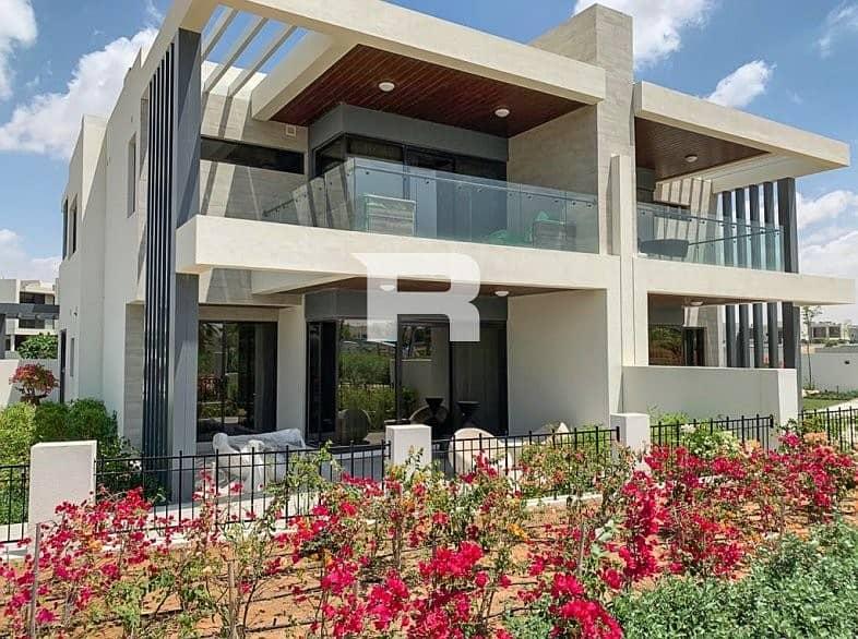 Design Your Own 3 Br Villa  | A La Carte By Damac