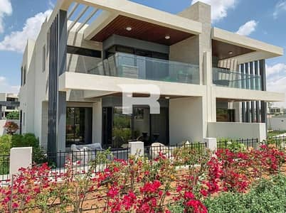 4 Bedroom Villa for Sale in DAMAC Hills (Akoya by DAMAC), Dubai - 4 BR with Terrace I A La Carte Villas By Damac
