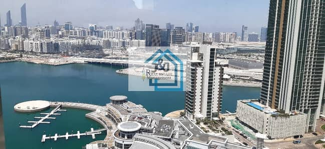 4 Bedroom Apartment for Rent in Al Reem Island, Abu Dhabi - Hot Deal! 3 Bedrooms with Maid's room and Study