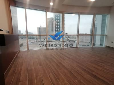 Wonderful 01 Bed Apartment with 02 Baths Facilities Covered Parking  and Gym at Danet Abu Dhabi