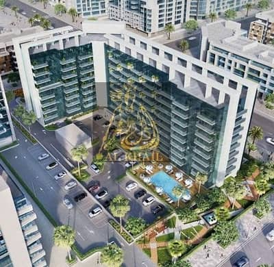 Studio for Sale in Dubai Studio City, Dubai - Opulent Large Studio In Dubai Studio City Flexible Payment Plan Perfect Location