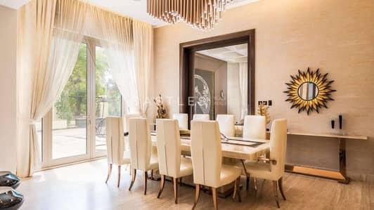فیلا 5 غرف نوم للايجار في البراري، دبي - Fully fursnished- 5 bed+2study+maids+drivers