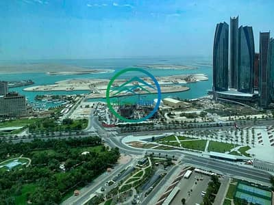 2 Bedroom Flat for Rent in Corniche Area, Abu Dhabi - Sea Front Luxurious Residence in the Heart of Corniche Road!