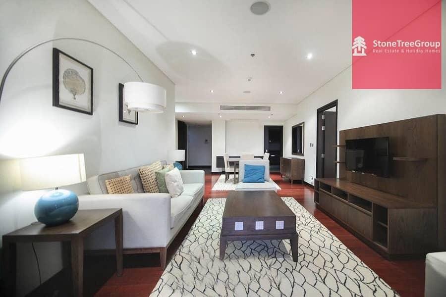 2 BR Apartment in Palm Jumeirah | Anantara South