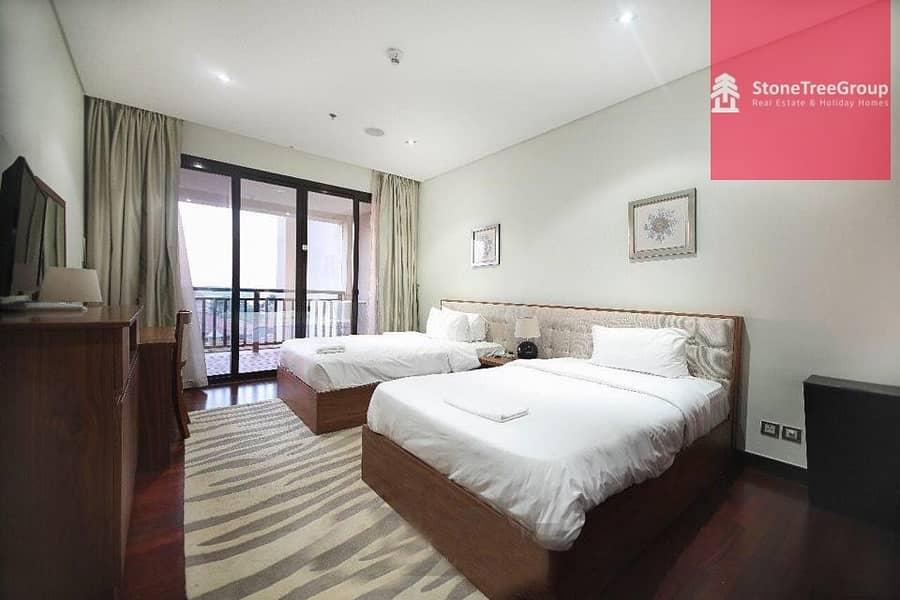 2 2 BR Apartment in Palm Jumeirah | Anantara South